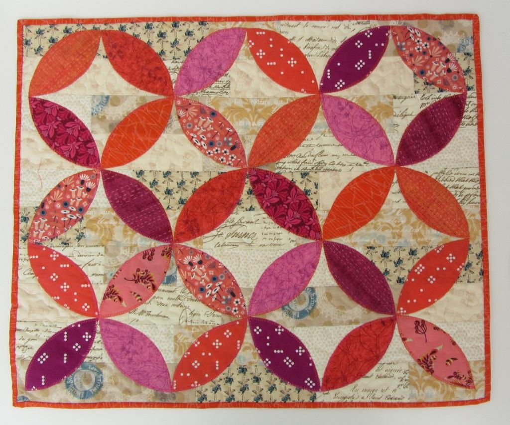 SWAPPEN mini quilt