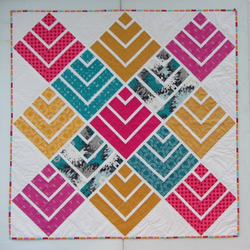 Jelly Roll Babyquilt