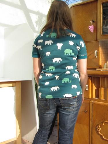 Elefanten Jersey Shirt