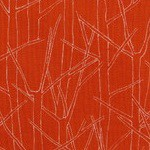 Botanics - Stems in Tangerine - Carolyn Friedlander - Robert Kaufmann