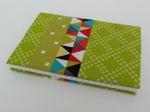 Notizbuchhüllen aus Stoff