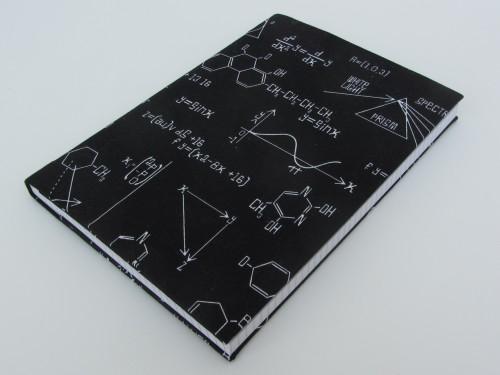 Notizbuchhülle Physik Chemie
