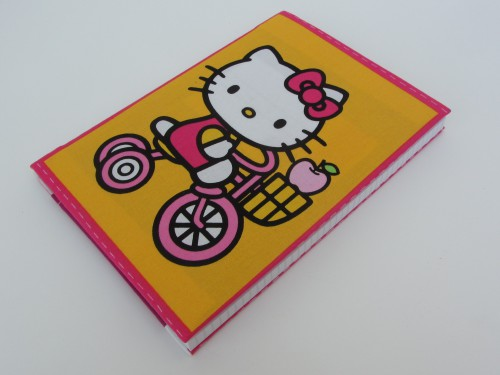 Notizbuchhülle Hello Kitty