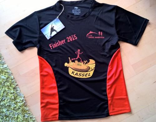 Kassal Marathon Finisher