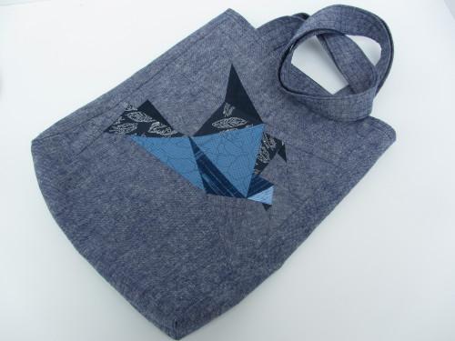Origami Bird Bag