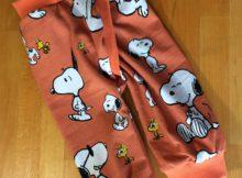 Snoopy Jersey Jump Apricot Babyhose
