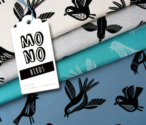 Mono - Birds FlockPrint
