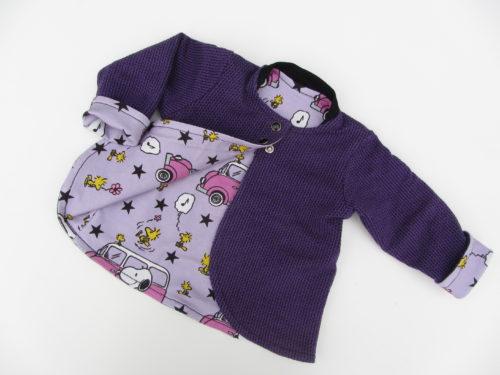 Knit Knit Violaceo Lila